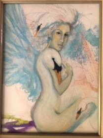 Swan Maiden - Available