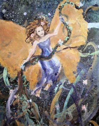 Wings of Fancy - SOLD